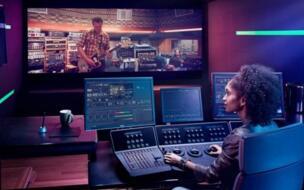 达芬奇电影调色系统使用的基本流程